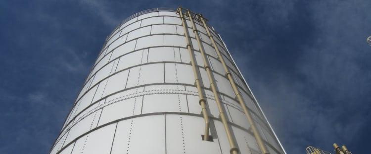 Grain Storage Silos_CST
