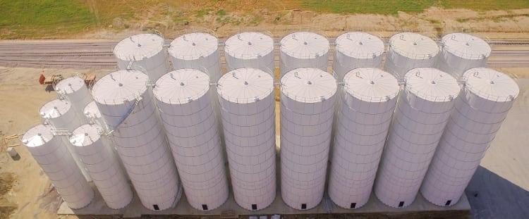 Thermo Plastics Storage Tanks | CST Industries