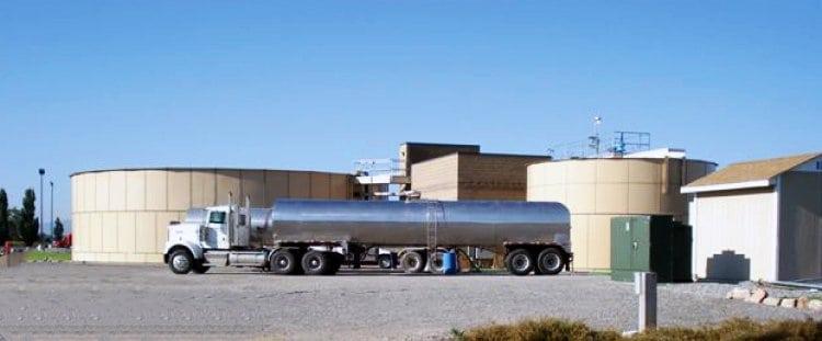 Liquid Food Storage Tanks
