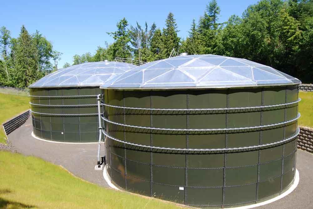 Municipal Potable Water Storage Tanks Cst Industries