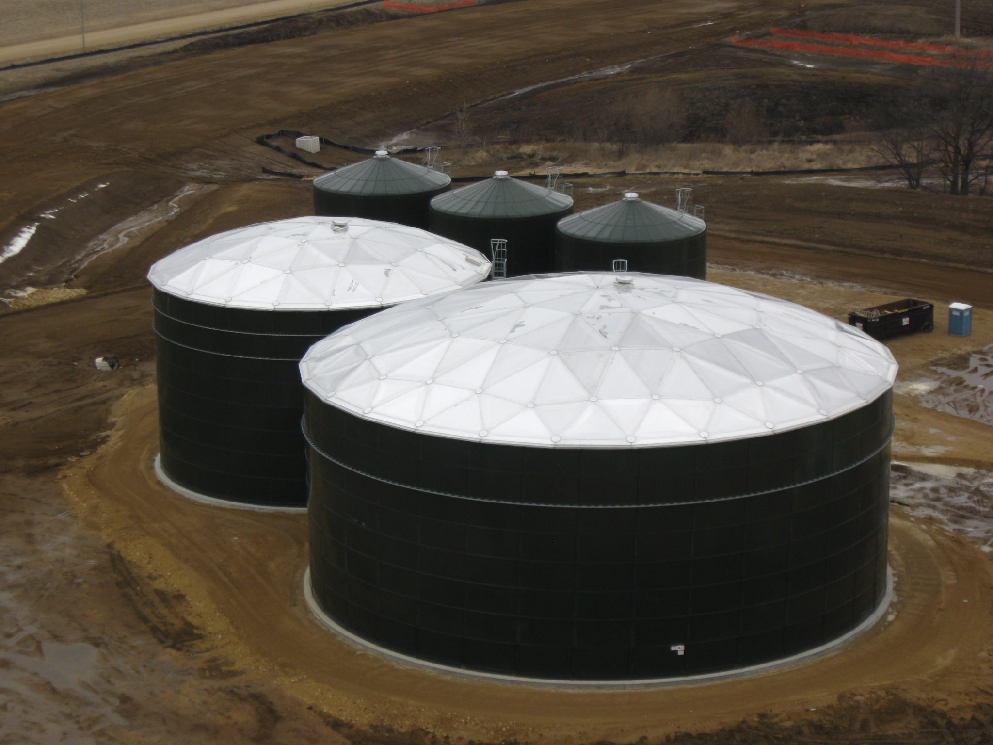 Nutristore Liquid Fertilizer Storage Tanks Manufacturer