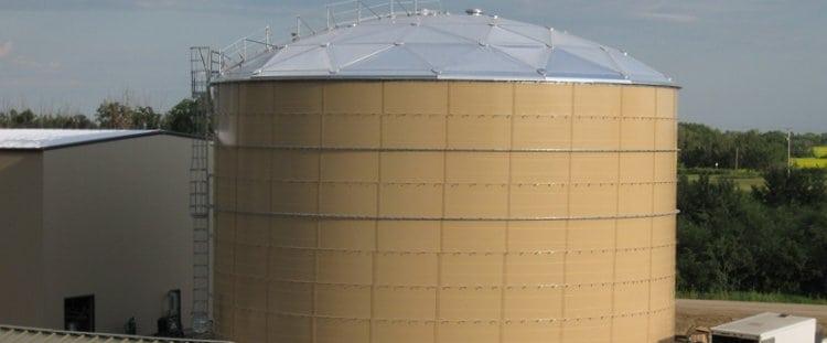 Process Water Storage Tanks_CST