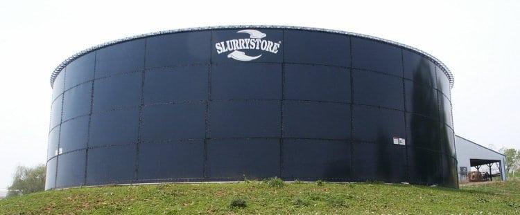 Slurrystore Manure Amp Slurry Storage Tank Manufacturer
