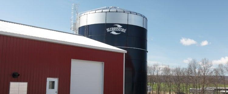 BioEnergy Tank_CST Digester Tank