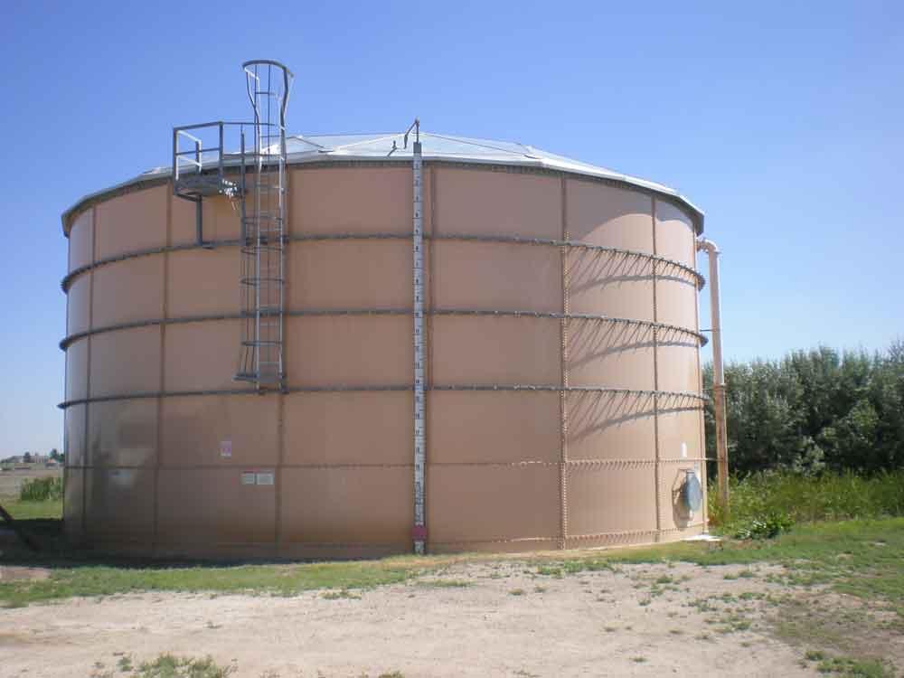 Water Storage Tank & Above Ground Water Storage Tanks | CST Industries