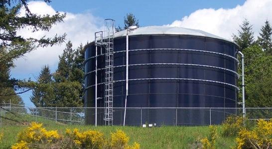 Aquastore Glass Lined Liquid Storage Tanks Cst Industries