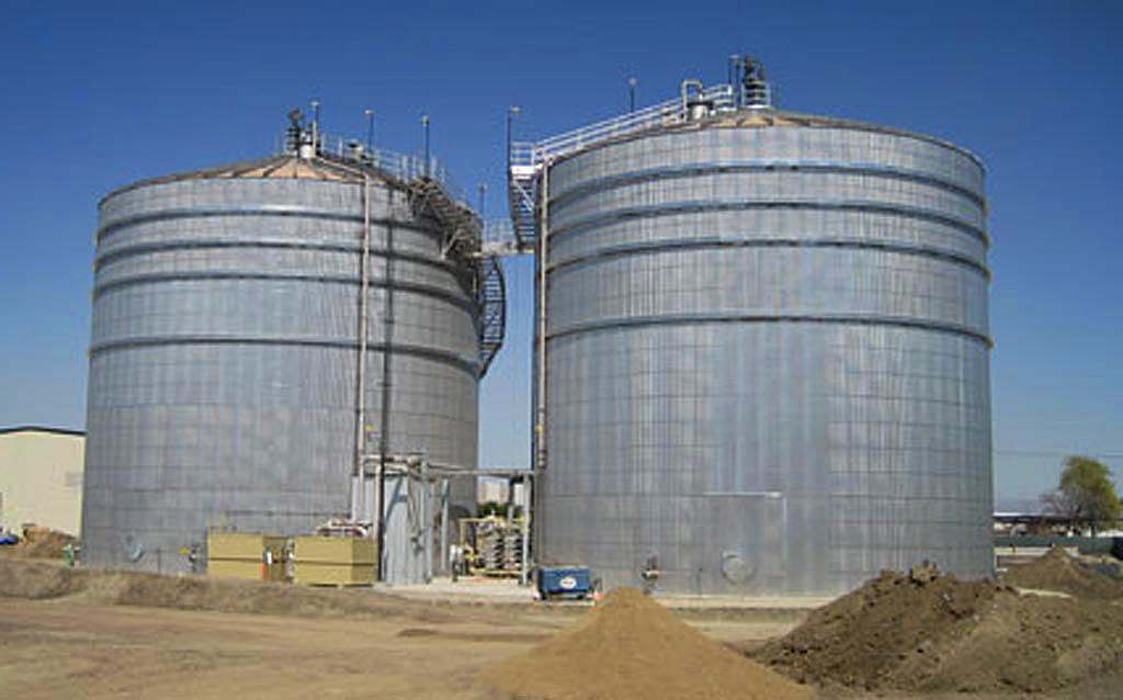 Bioenergy Tanks Cst Industries