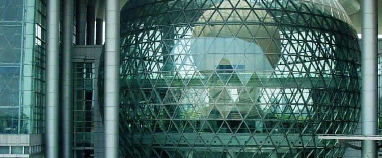 Architectural Dome_CST