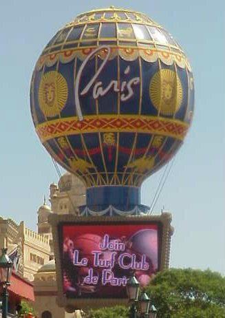 Paris Balloon   CST Industries