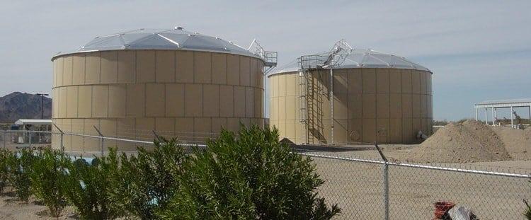 API 12B Storage Tanks