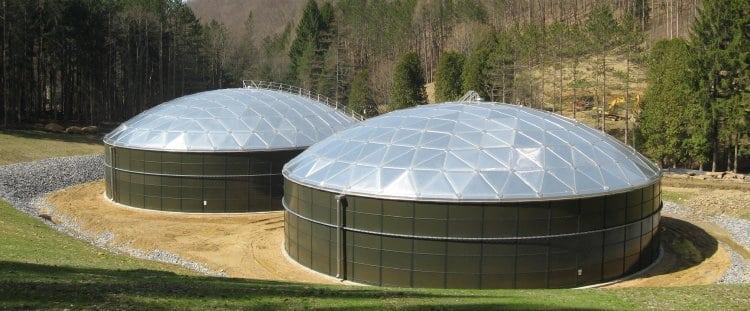Municipal Water Storage_Steel Water Tanks_CST