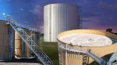 Industrial Liquids Storage Tanks