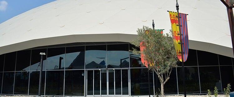 Architecture Dome